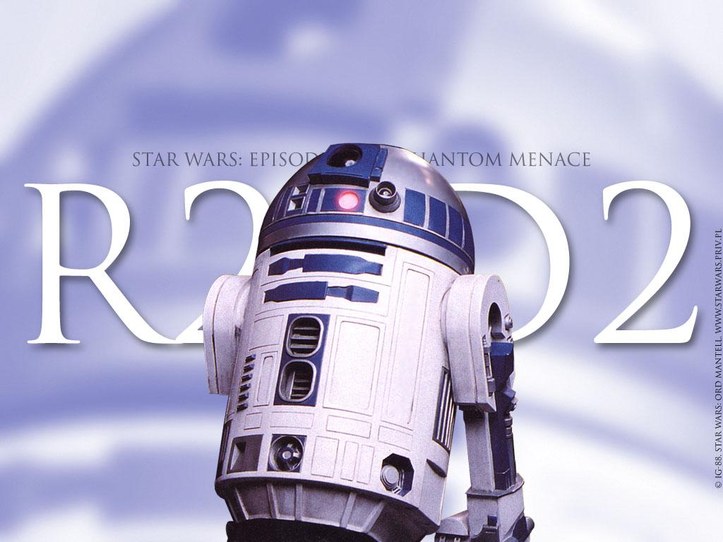 R2-D2 Star Wars Wallpapers – Free wallpaper download