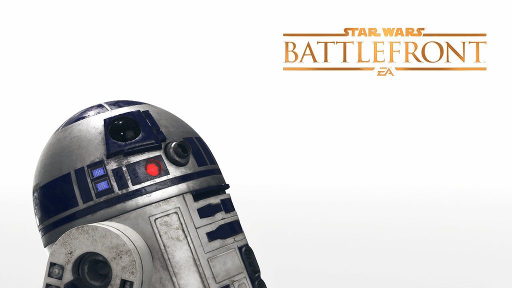 Star Wars Battlefront - R2-D2 Wallpaper by otrixx on DeviantArt