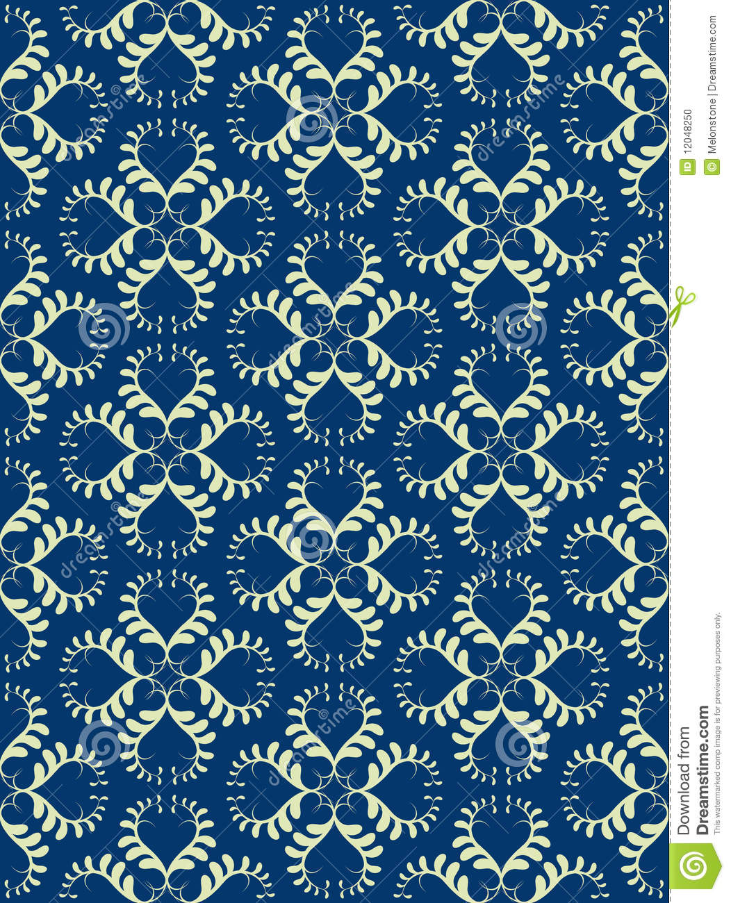 Royal Blue Wallpaper Stock Photo - Image: 12048250