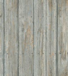 Details about Rustic Scrapwood Reclaimed Wood Wallpaper Grey Beige