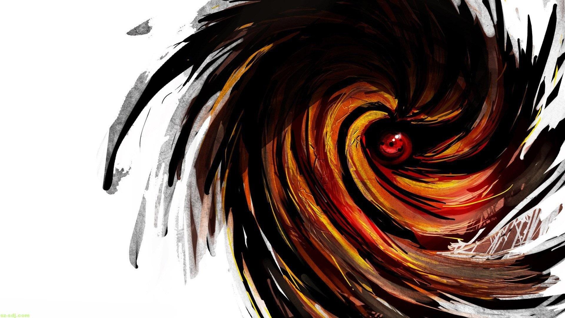 48 Sharingan (Naruto) HD Wallpapers | Backgrounds - Wallpaper Abyss