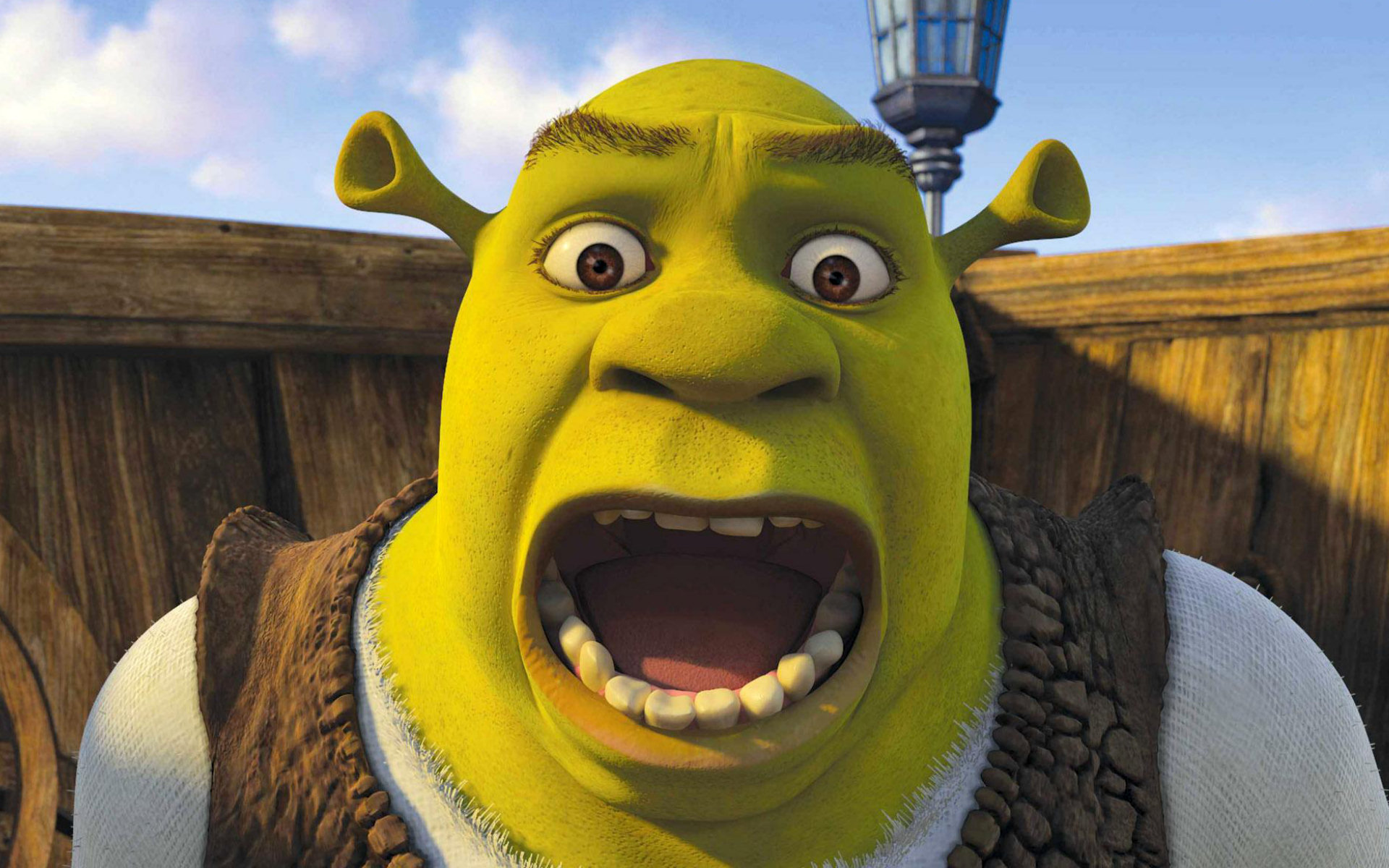 shrek wallpaper