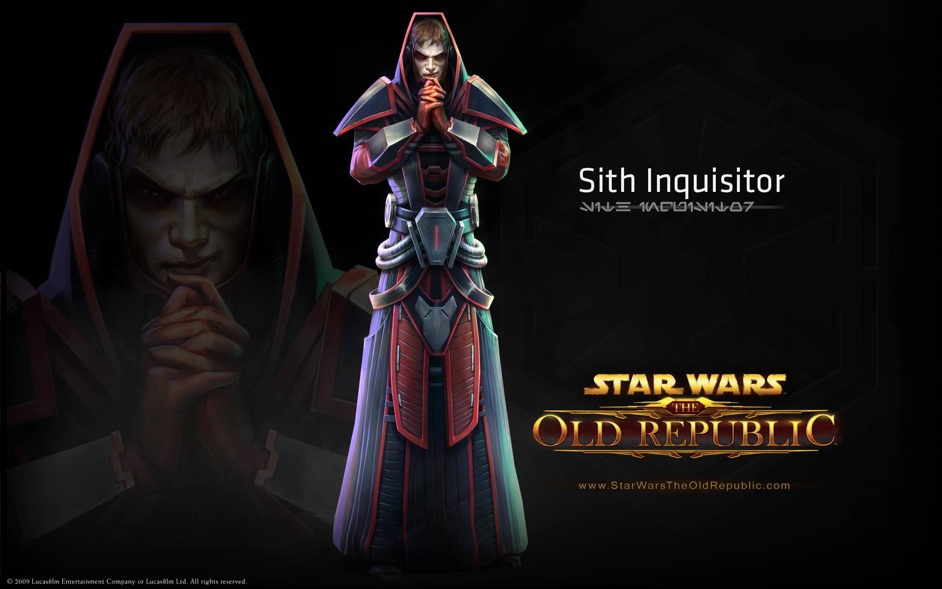 Sith Inquisitor - MMO Wallpaper