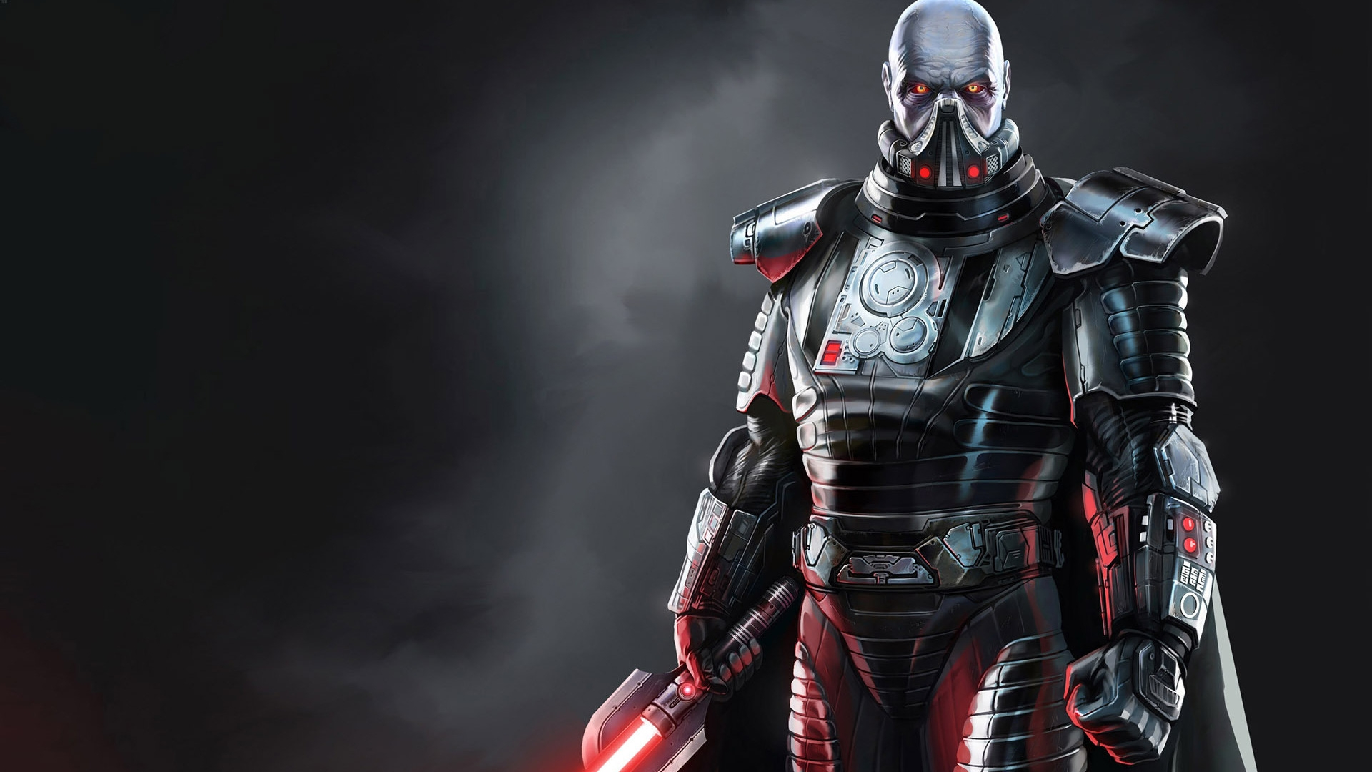 Star Wars The Old Republic – Sith Warrior widescreen wallpaper