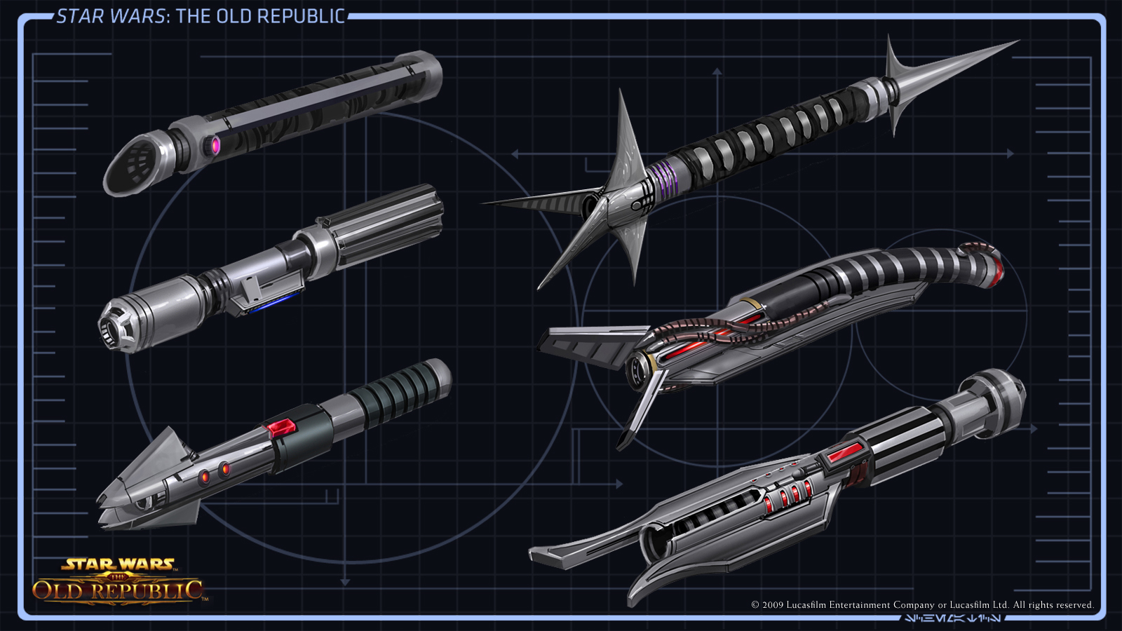 SWTOR Face Star Wars the Old Republic related news: SWTOR Class