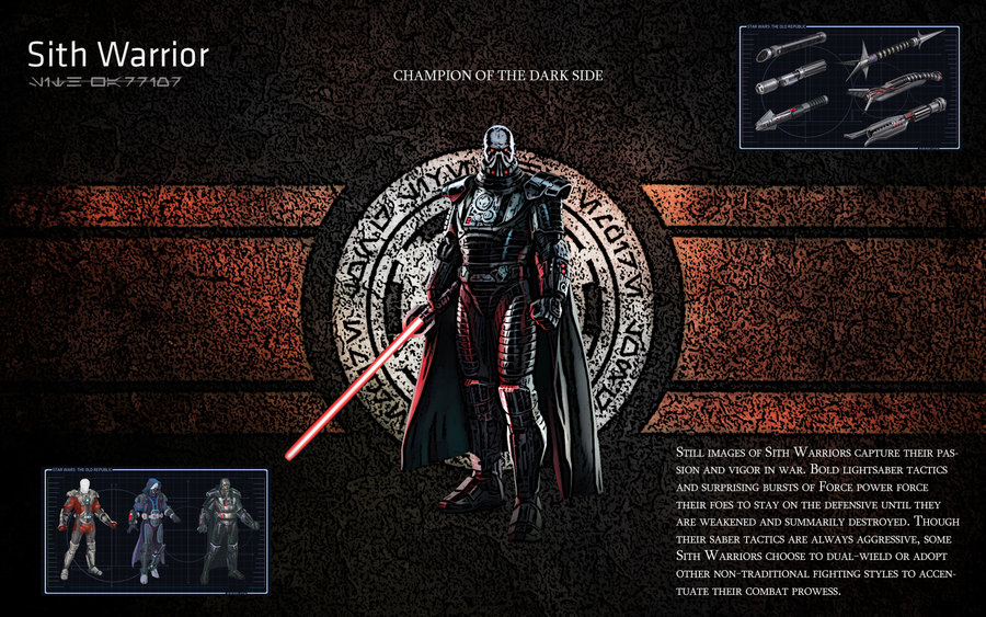 Sith Warrior Wallpapers Group (81+)
