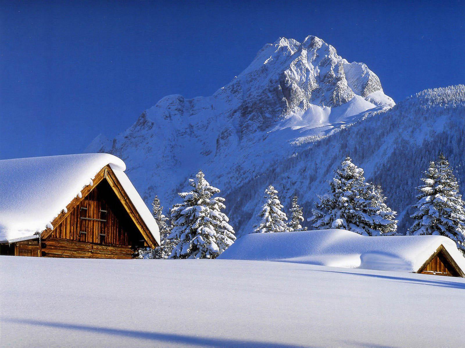 Free Snow Wallpapers For Desktop - Wallpaper Cave