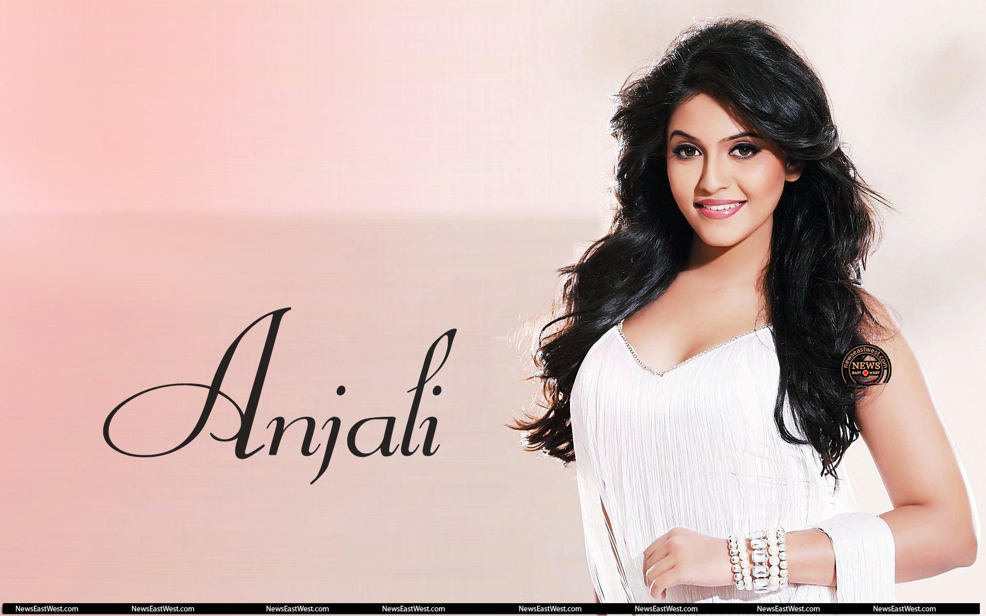 Anjali – south Indian actress