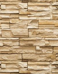 Textured Wallpaper - Realistic Wall Decor Offering More Than Plai