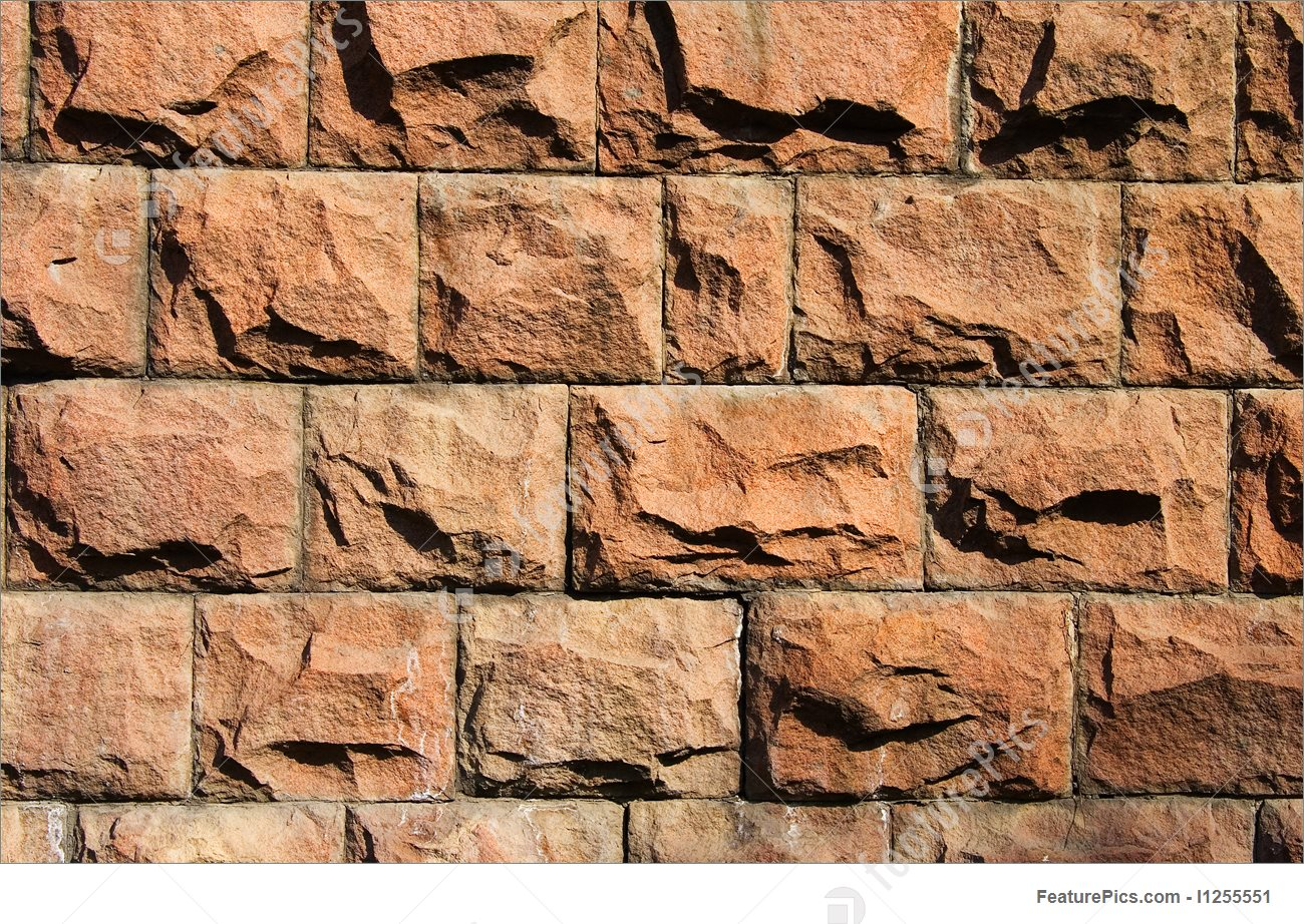 Abstract Stone Textured Background Wallpaper