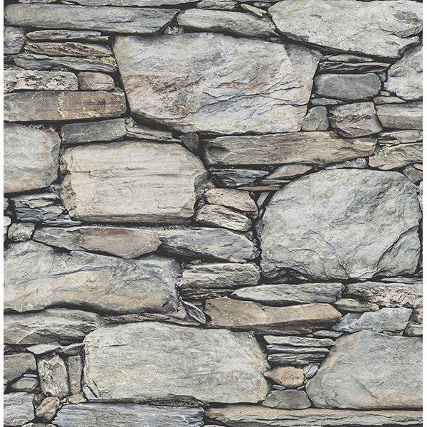 10+ ideas about Stone Wallpaper on Pinterest | Faux stone, Barn