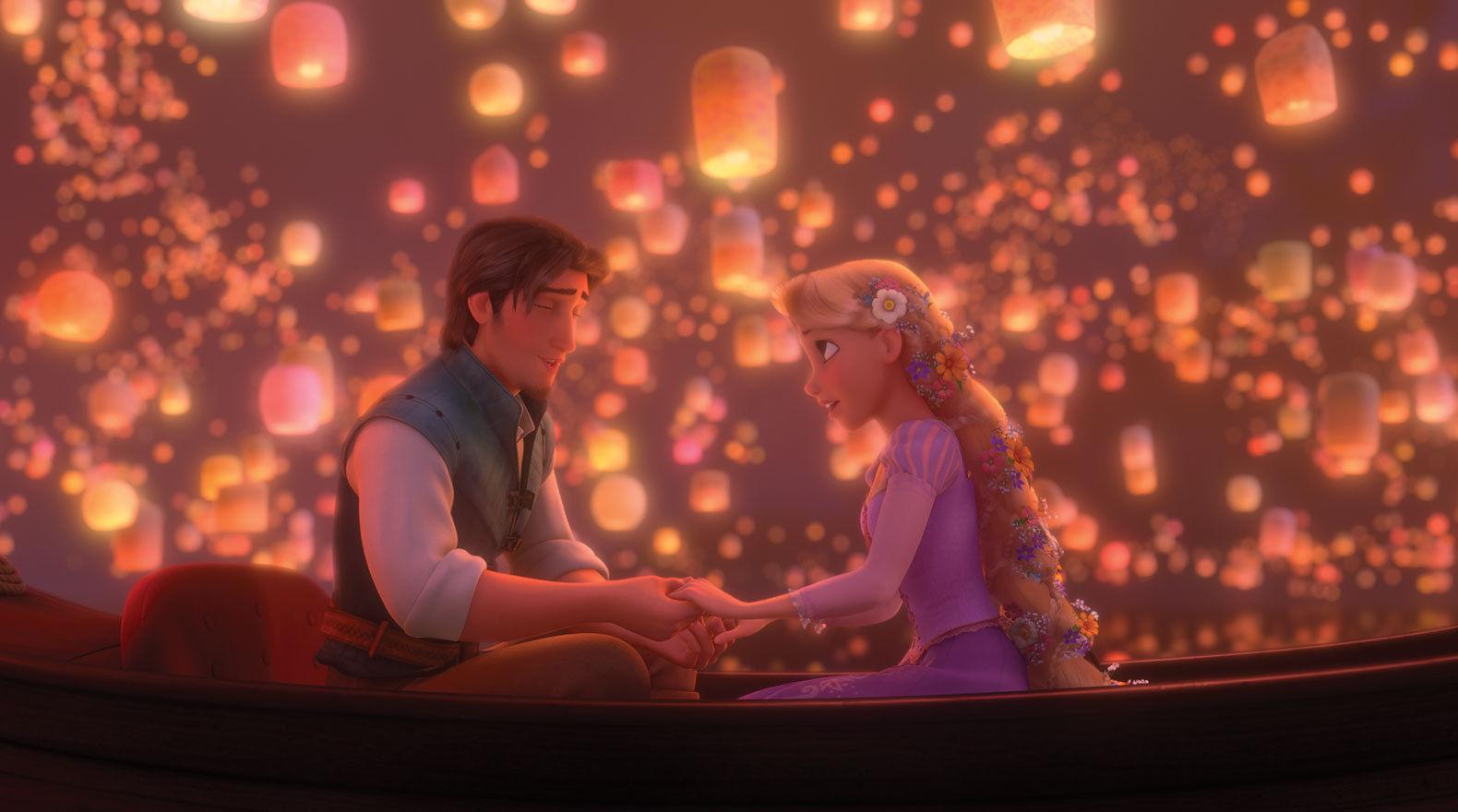 Tangled | Official UK Disney Site