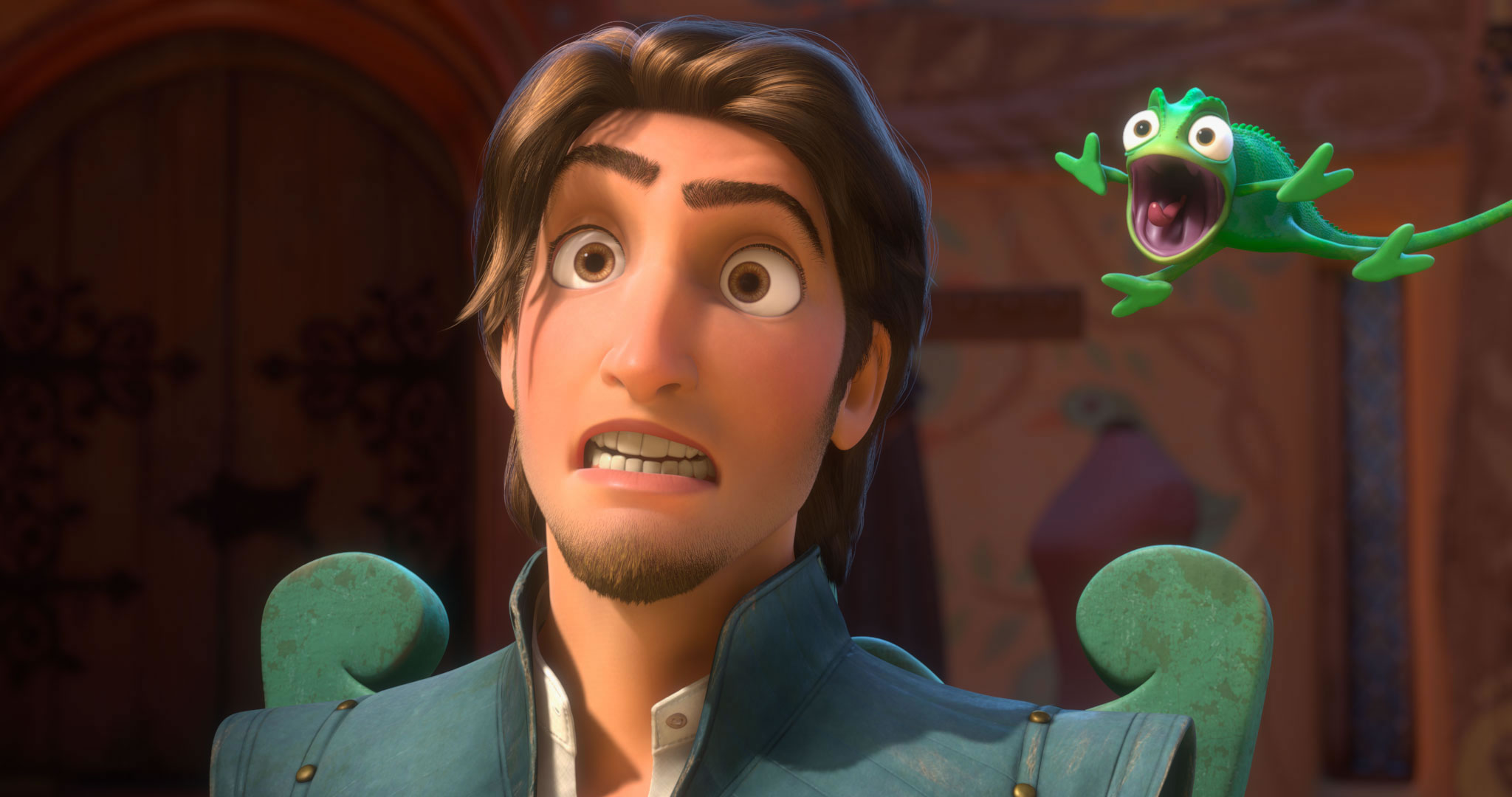 Over 40 Images from Walt Disney's TANGLED | Collider