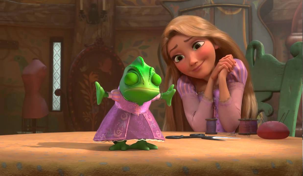 Tangled - When Will My Life Begin - Mandy Moore - YouTube
