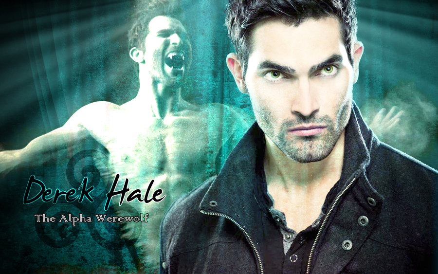 Teen Wolf Wallpapers Page 1