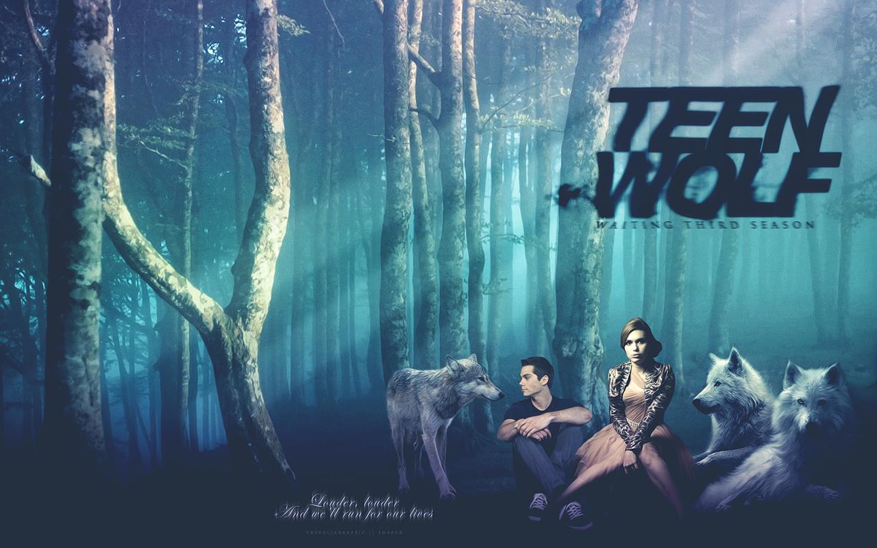 Teen Wolf Wallpaper Desktop - WallpaperSafari
