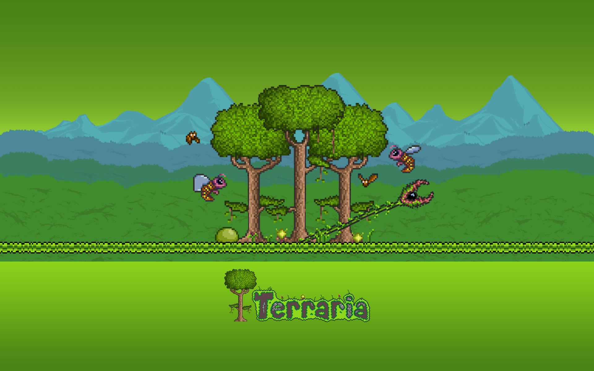 Terraria Wallpapers HD