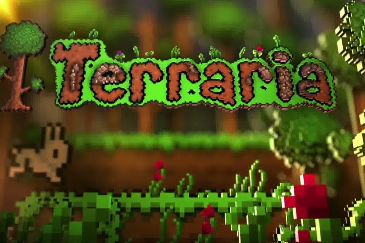 Image - Terraria wallpaper 1 jpg | Terraria Wiki | Fandom powered