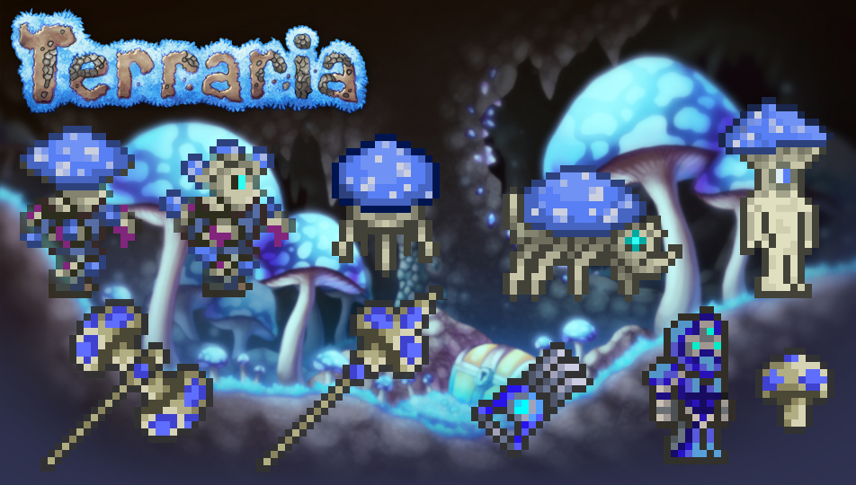 Other Art - Terraria Wallpapers! | Terraria Community Forums