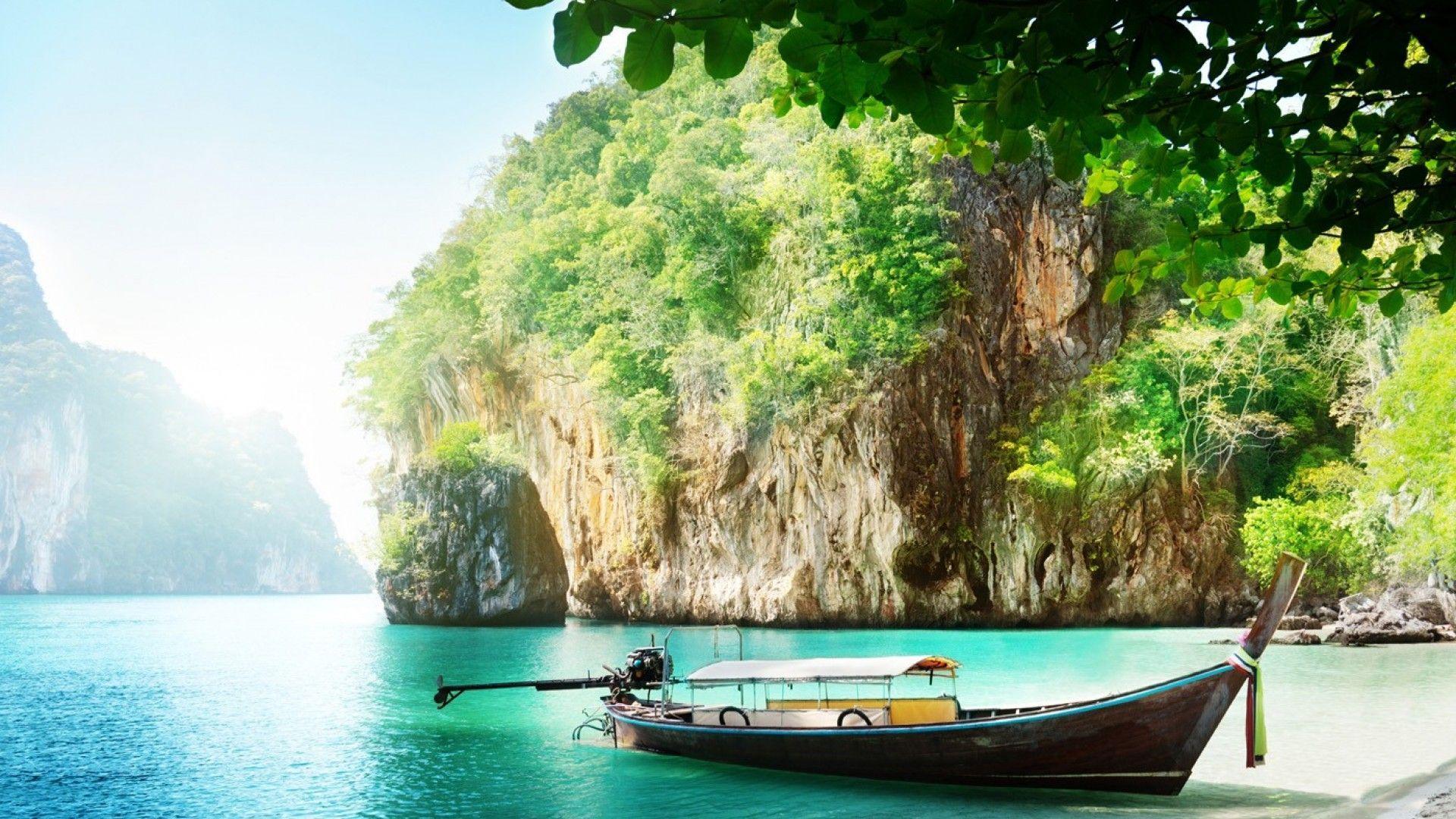 Thailand Beach Wallpapers - Wallpaper Cave