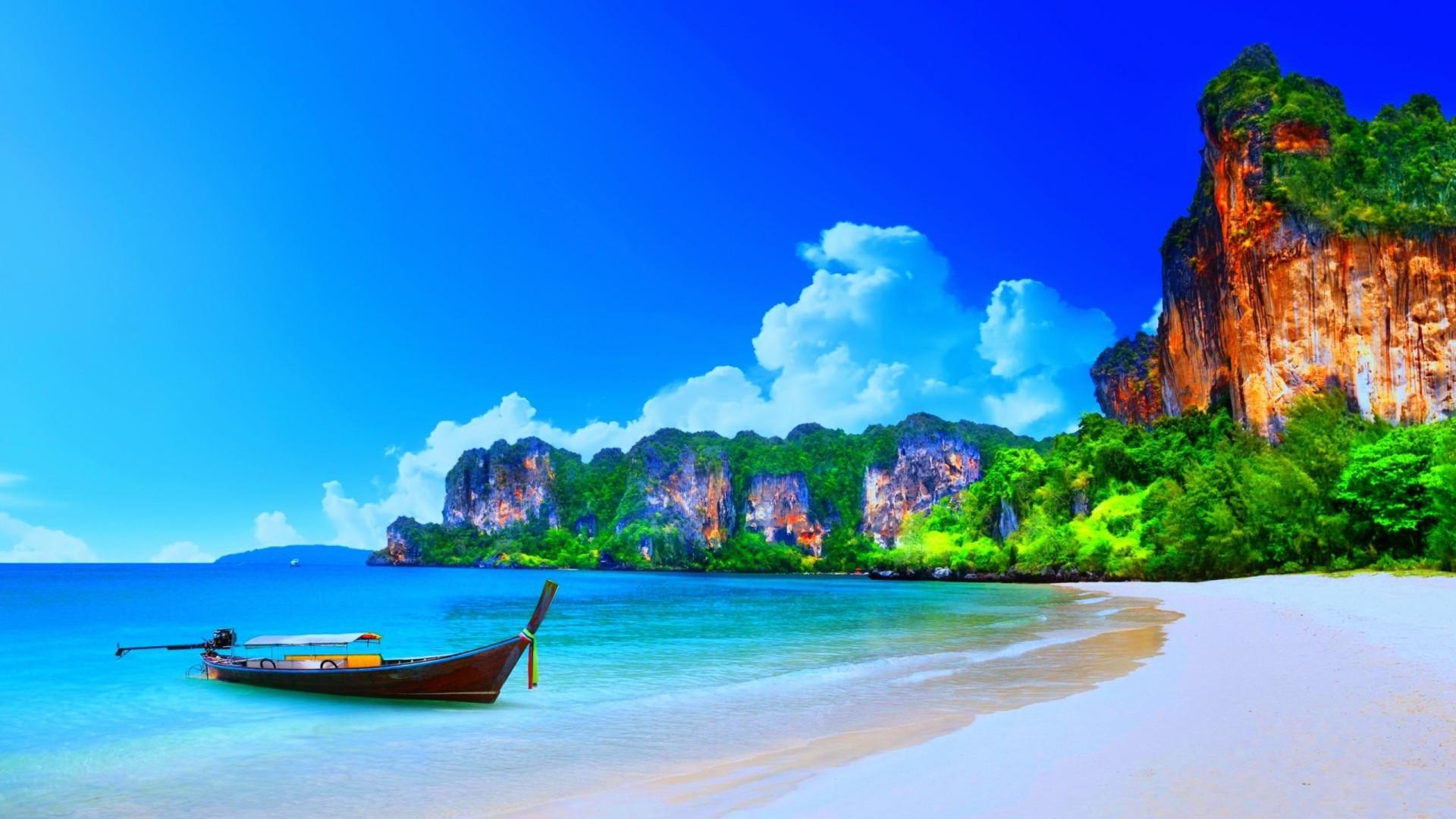 Thailand Beach Wallpaper