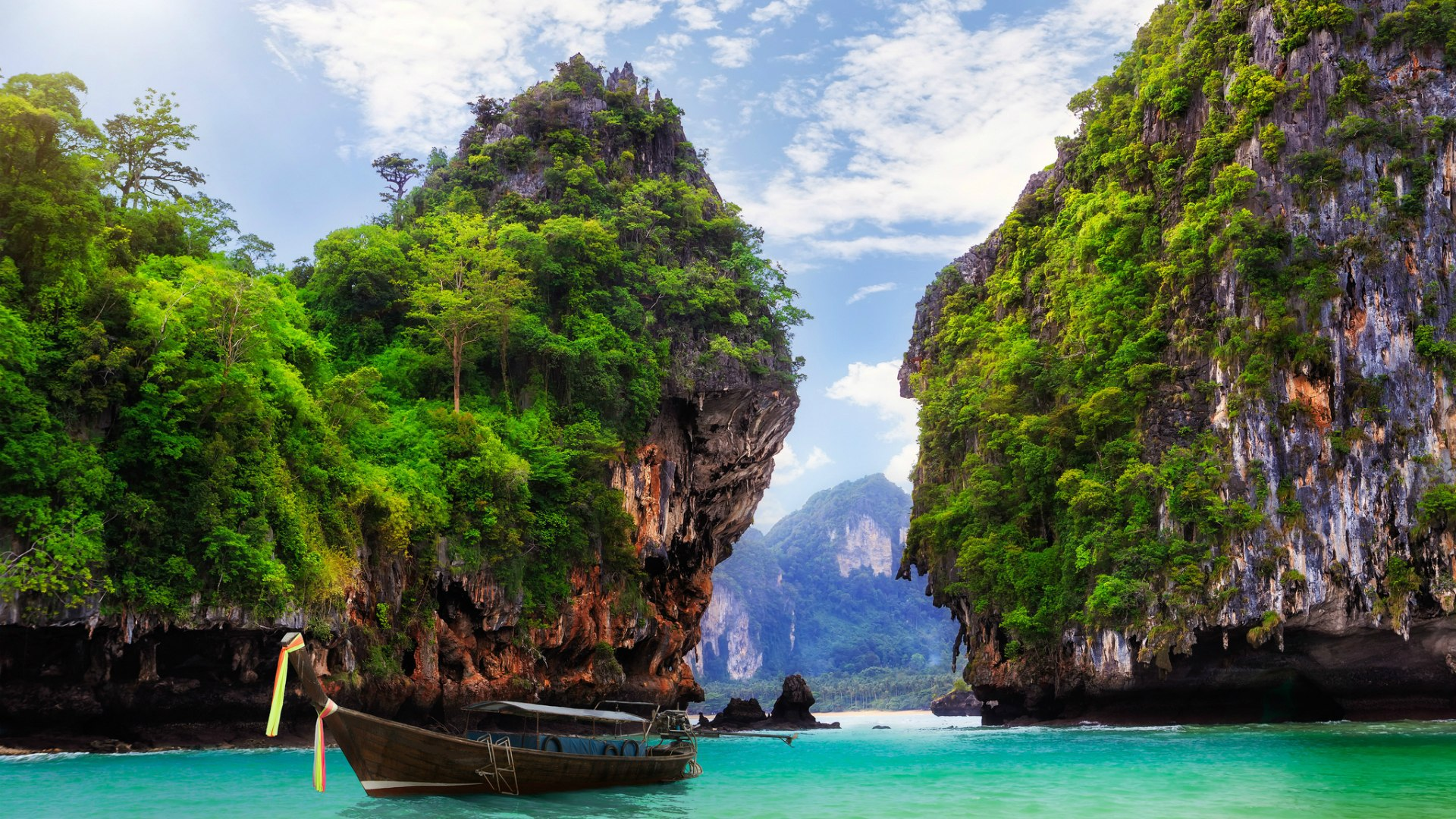 Thailand - photo wallpapers, pictures with Thailand views