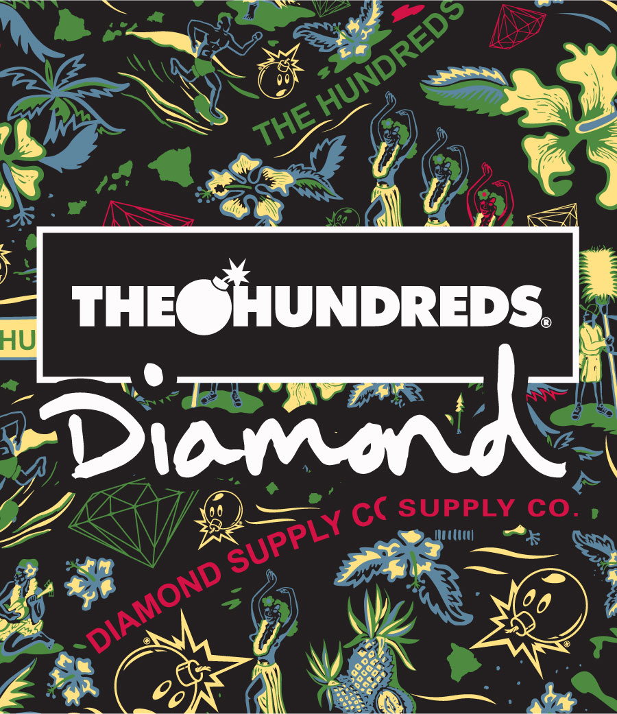 Keywords The Hundreds And Diamond Wallpaper and Tags