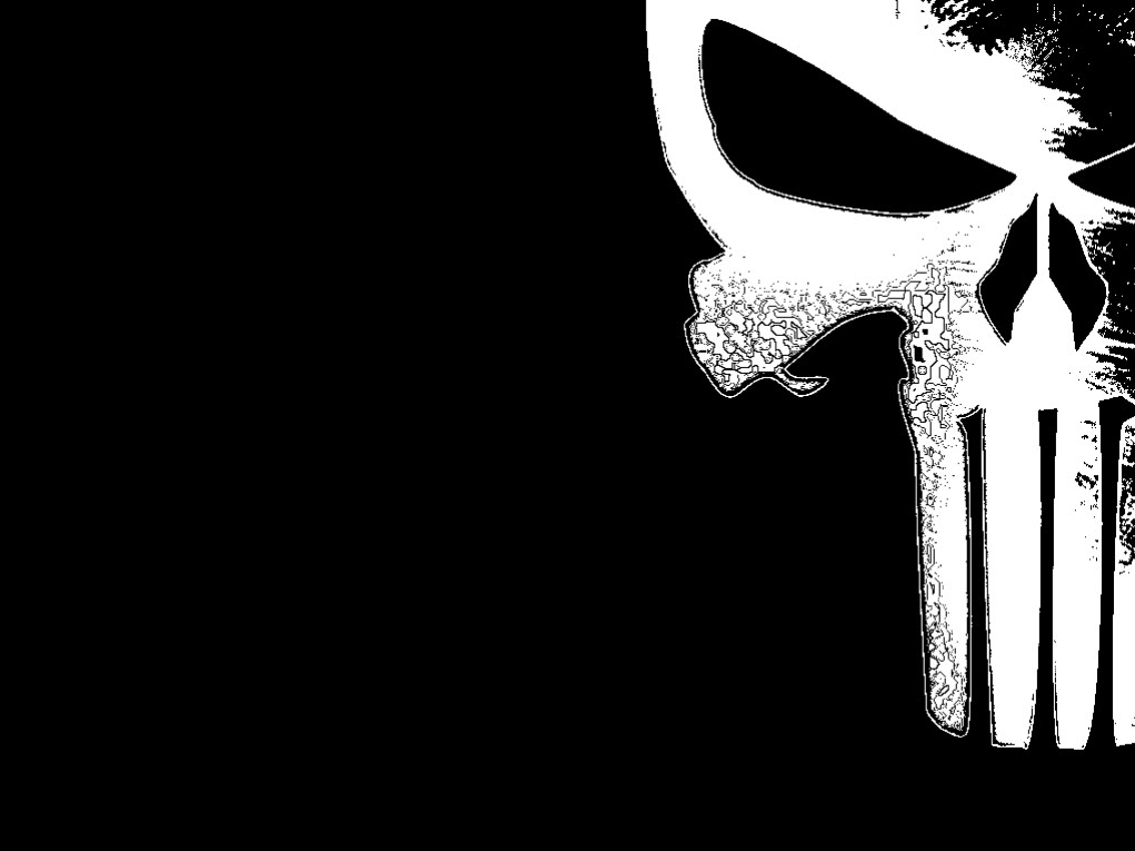 Punisher Skull Wallpaper - WallpaperSafari
