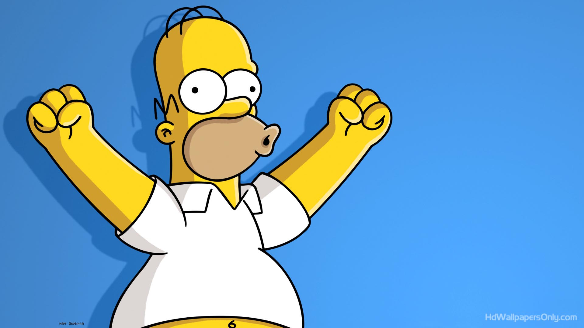 The Simpsons Wallpapers HD - Wallpaper Cave
