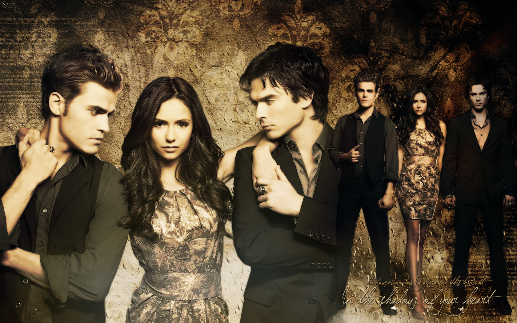 1000+ images about The Vampire Diaries Posters & Wallpapers on
