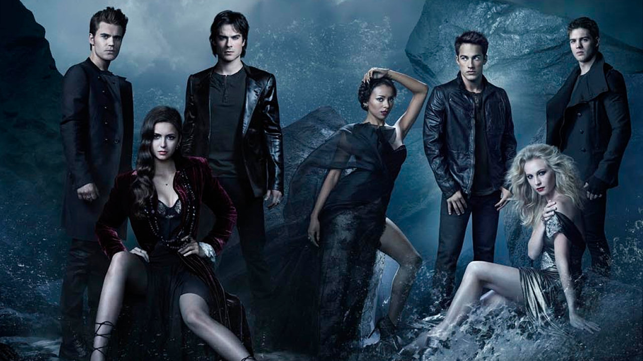 The Vampire Diaries Backgrounds Group (70+)