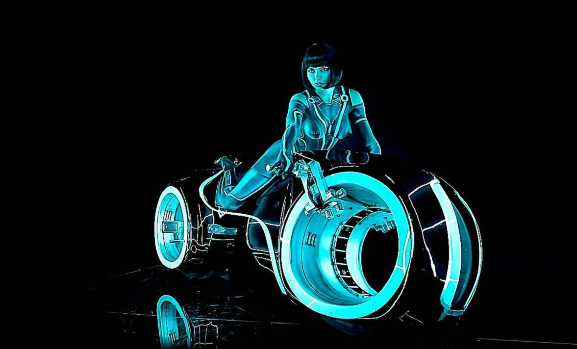 Tron Legacy Light Cycle Game Free Download