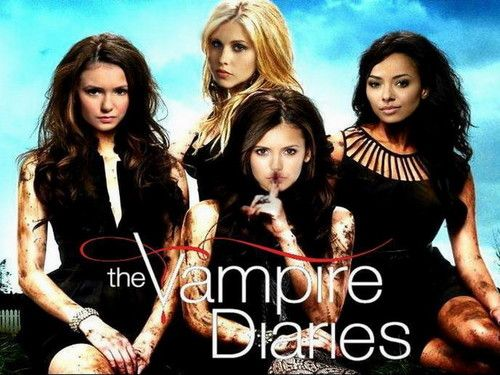 The Vampire Diaries - the-vampire-diaries Wallpaper   Vampire