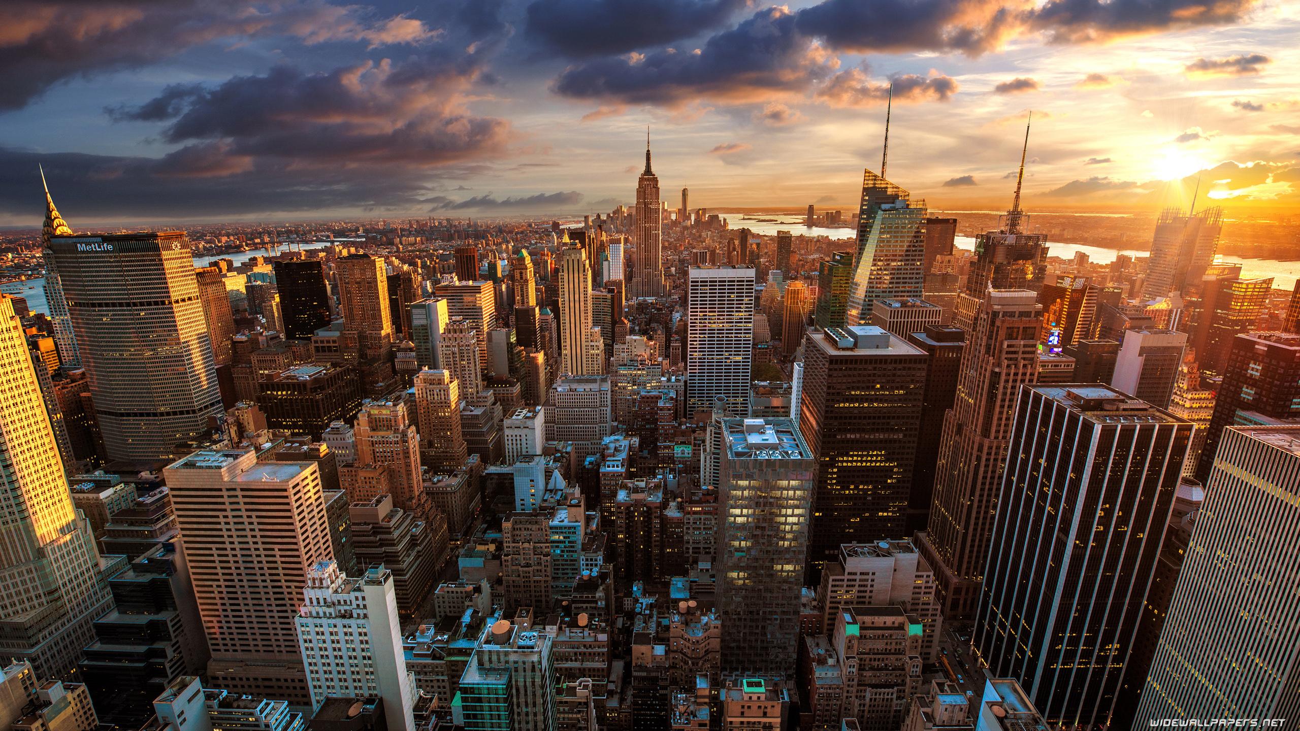 New York desktop wallpapers 4K Ultra HD
