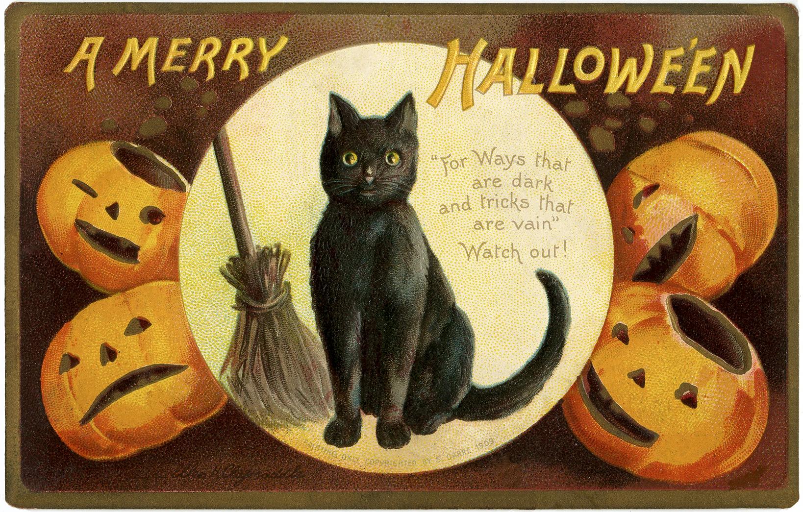 10 Extremely Creepy Vintage Halloween Costume Photos | Beauty A