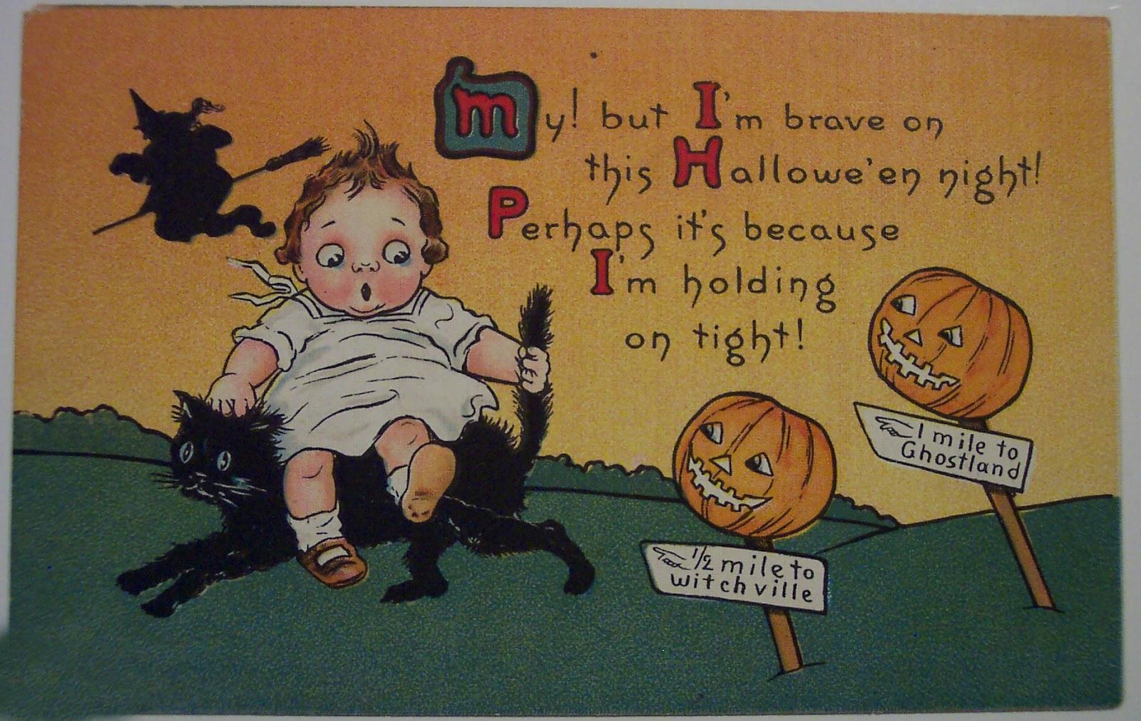 pic new posts: Free Vintage Halloween Wallpaper