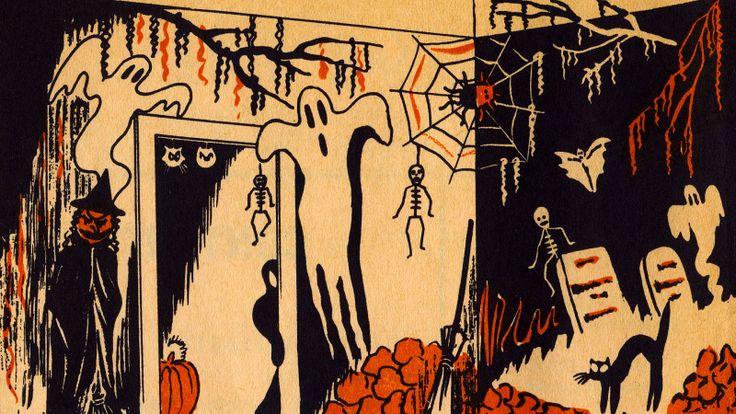 Halloween Wallpaper for My Desktop - WallpaperSafari