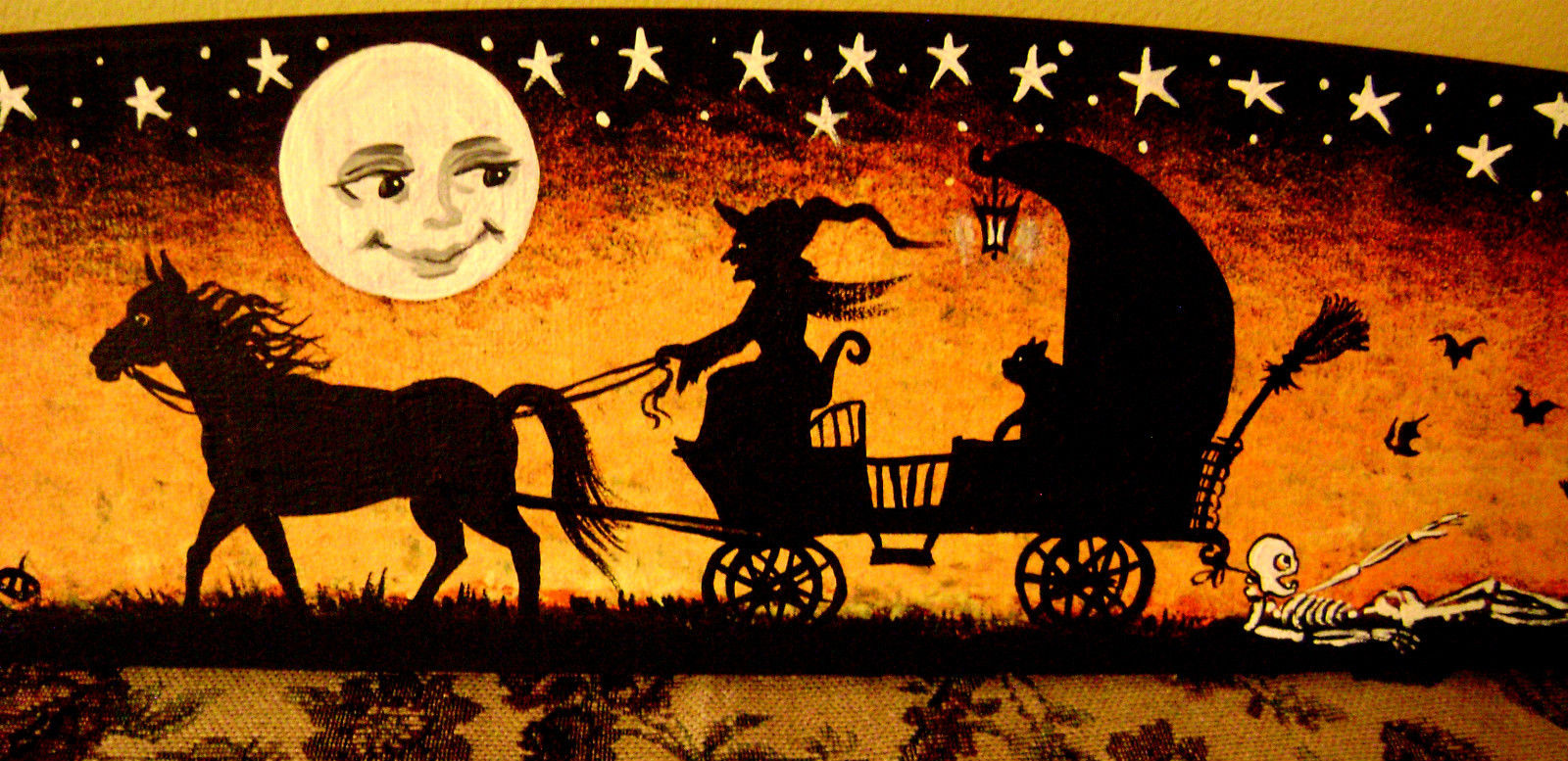 Vintage Halloween Wallpapers – Festival Collections