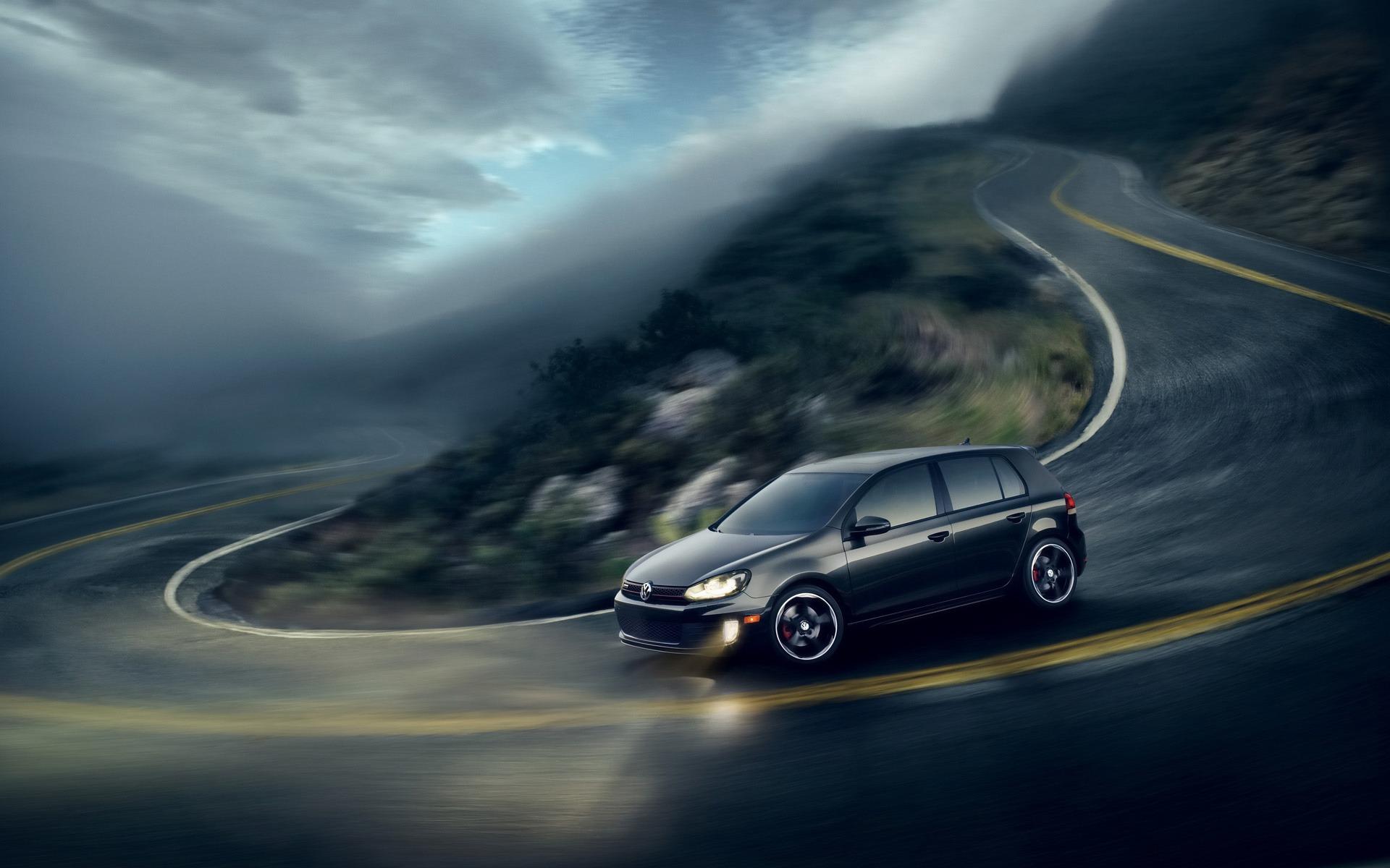 Volkswagen - wallpaper