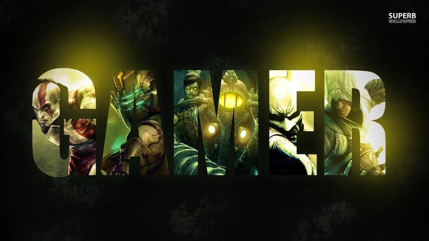 Gamer Wallpapers HD 1920x1080 Group (81+)