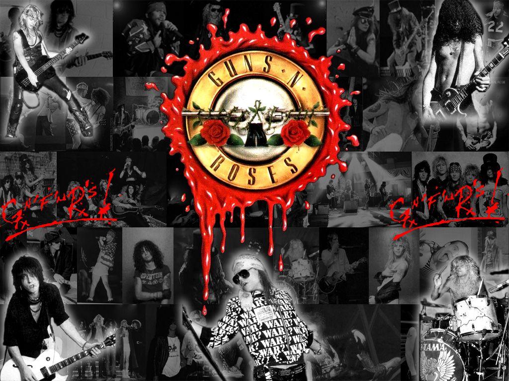 Wallpaper Guns N Roses Sf Wallpaper
