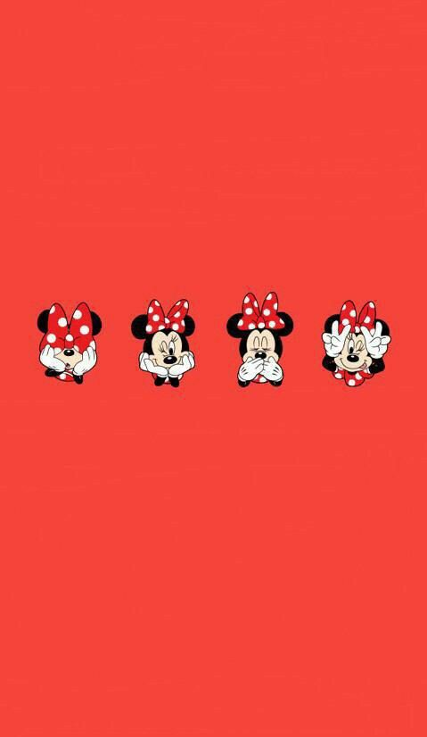 wallpaper minnie mouse 24