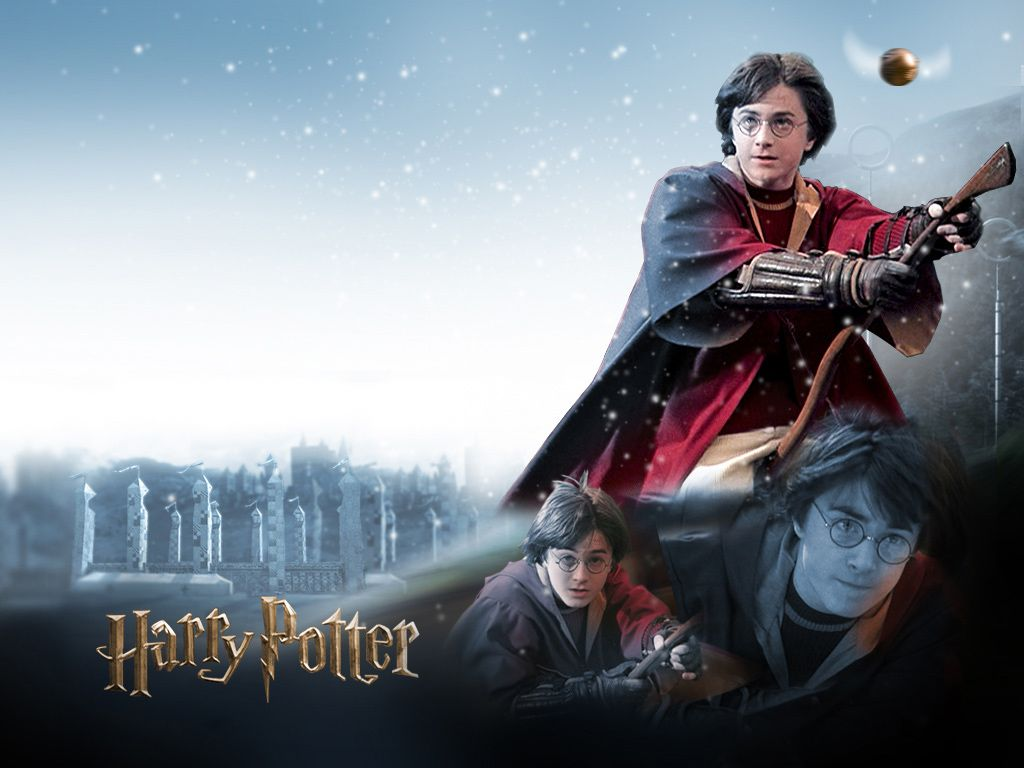 Wallpapers Harry Potter Group (80+)