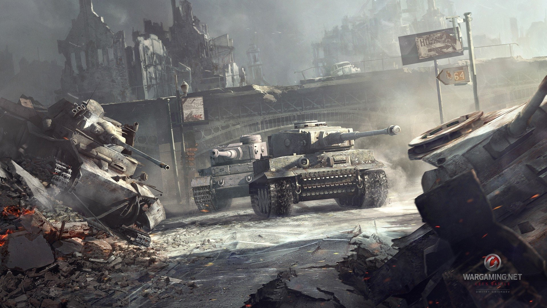 319 World Of Tanks HD Wallpapers | Backgrounds - Wallpaper Abyss