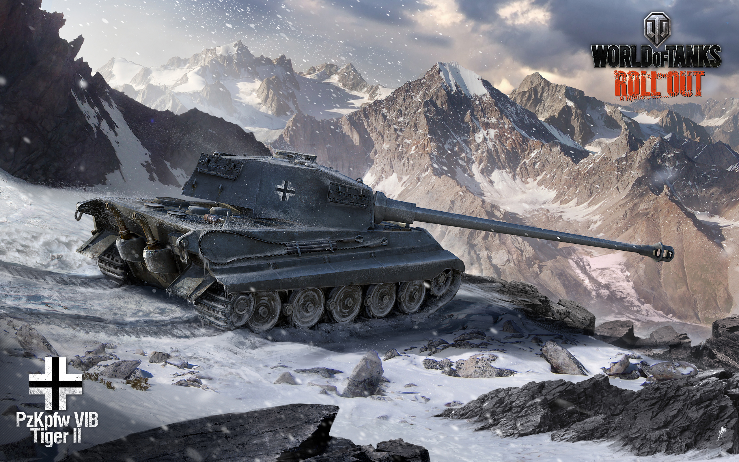 December Wallpaper | General News | World of Tanks
