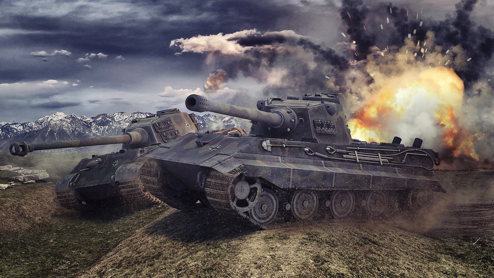 World Of Tanks Wallpapers Widescreen - fannone com