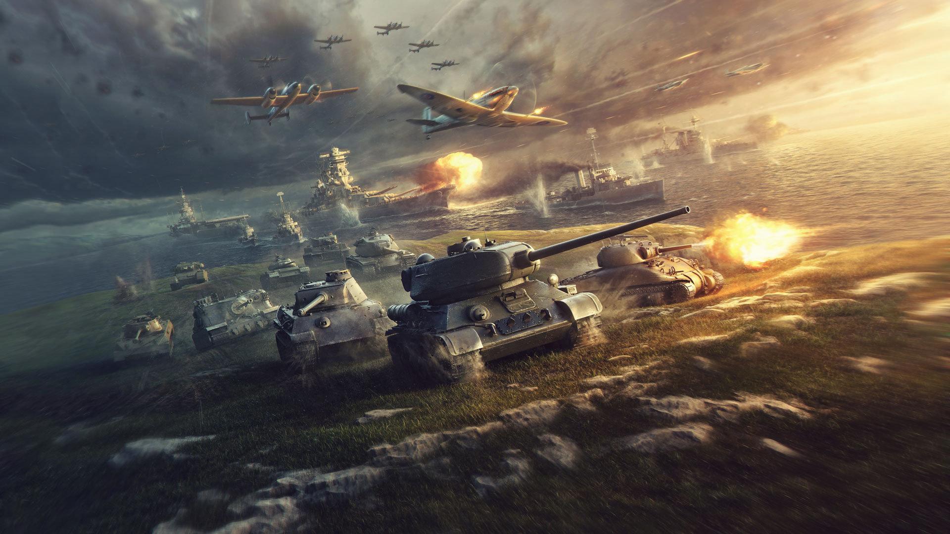 World Of Tanks Wallpapers HD Backgrounds | WallpapersIn4k net