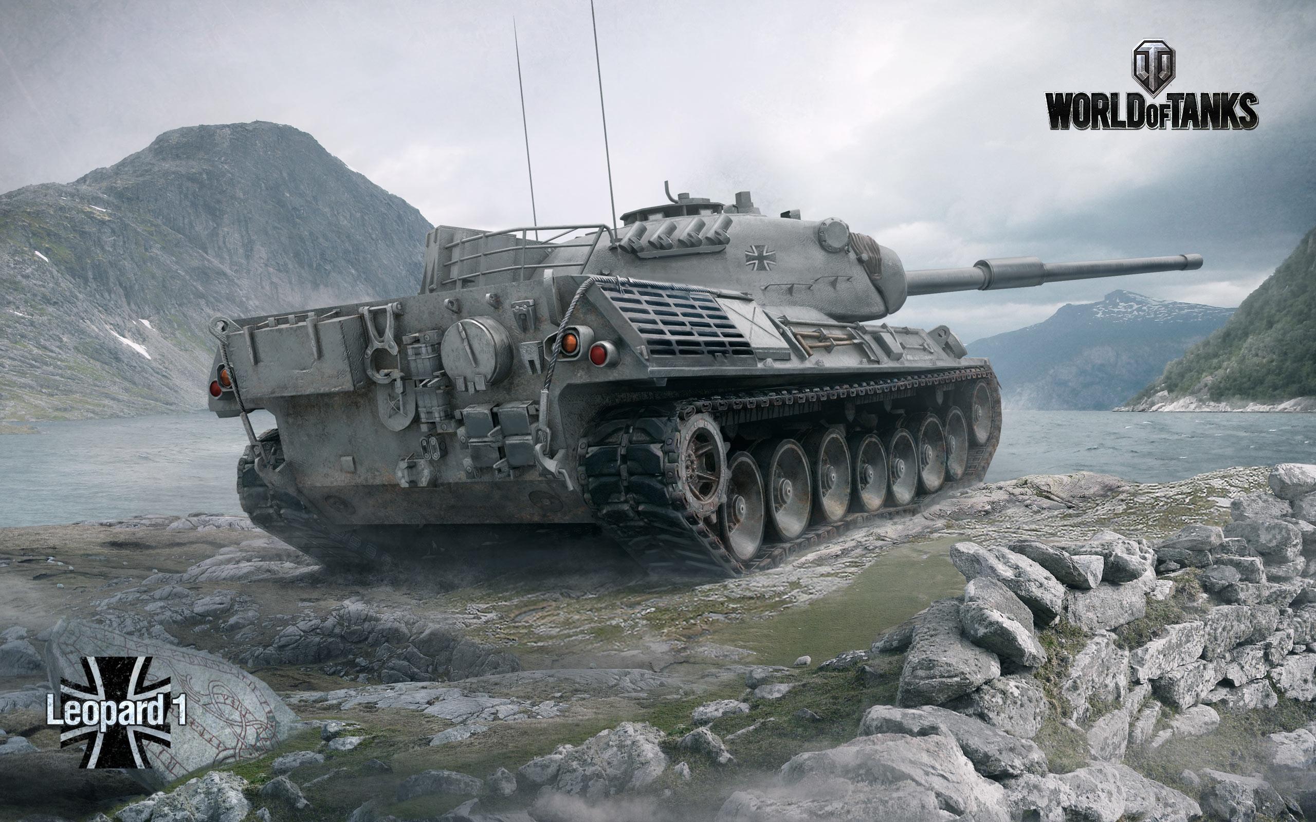 July 2013 Desktop Wallpaper | Art | World of Tanks