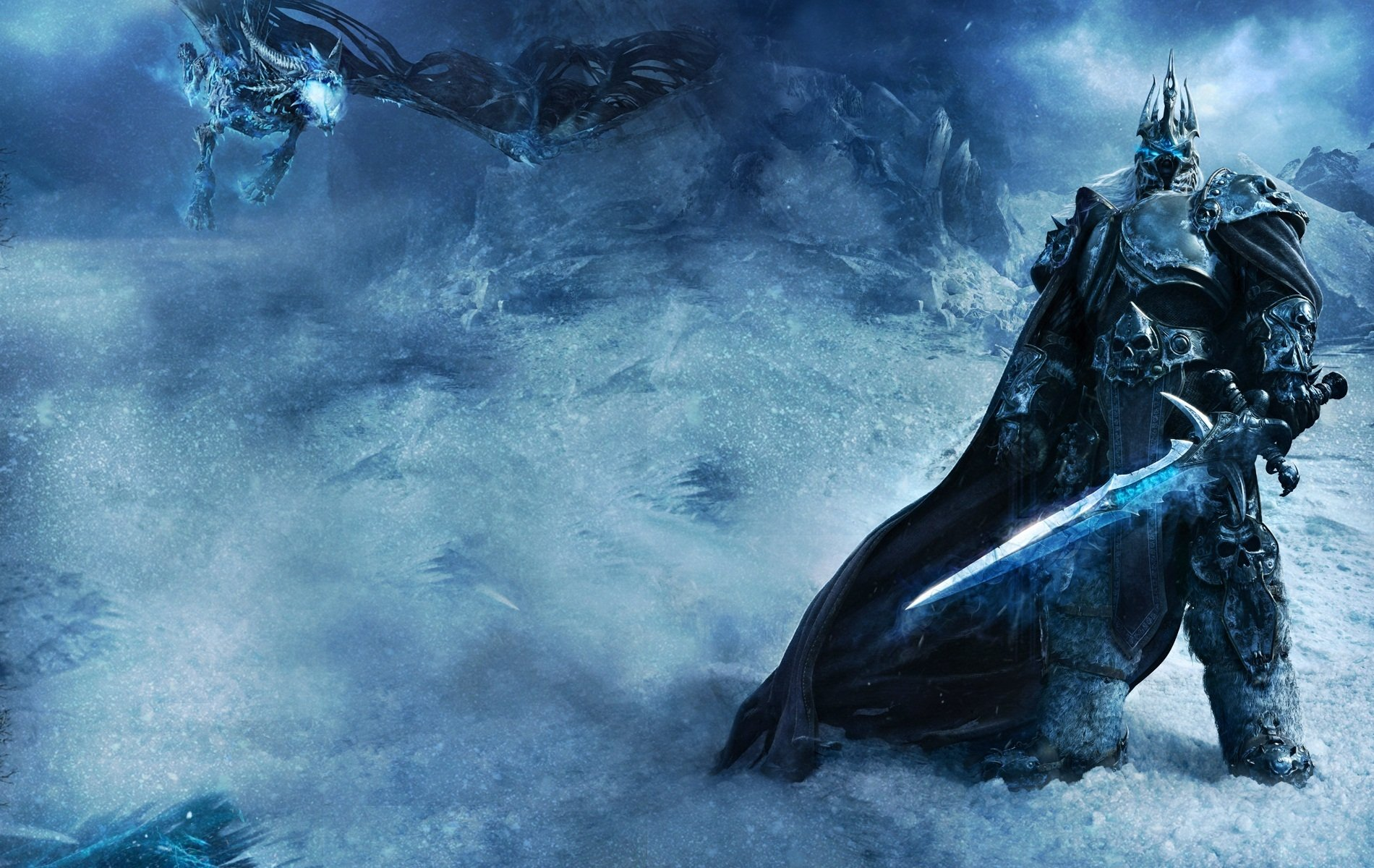 896 World Of Warcraft HD Wallpapers | Backgrounds - Wallpaper Abyss