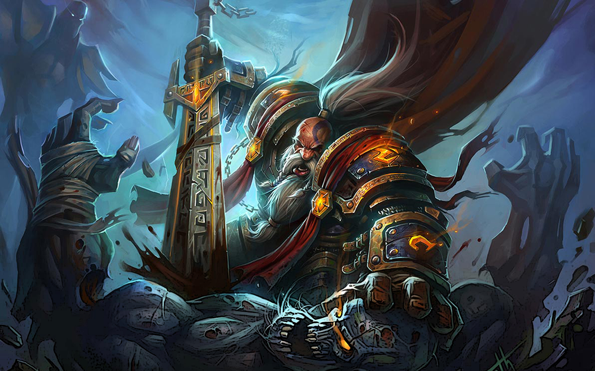 World Of Warcraft Alliance Wallpaper Group (0+)